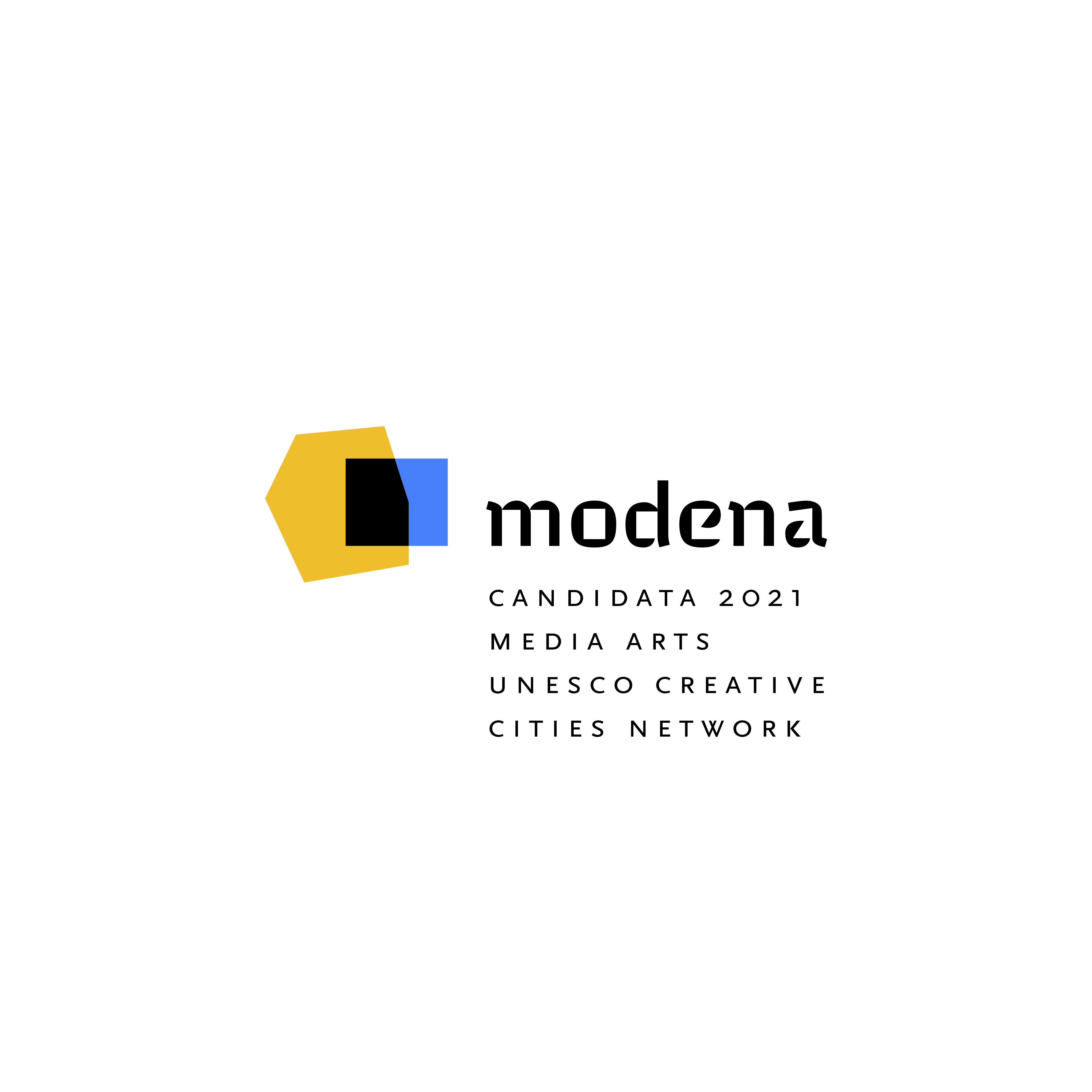 MODENA SI CANDIDA A CITTÀ CREATIVA UNESCO MEDIA ARTS 2021